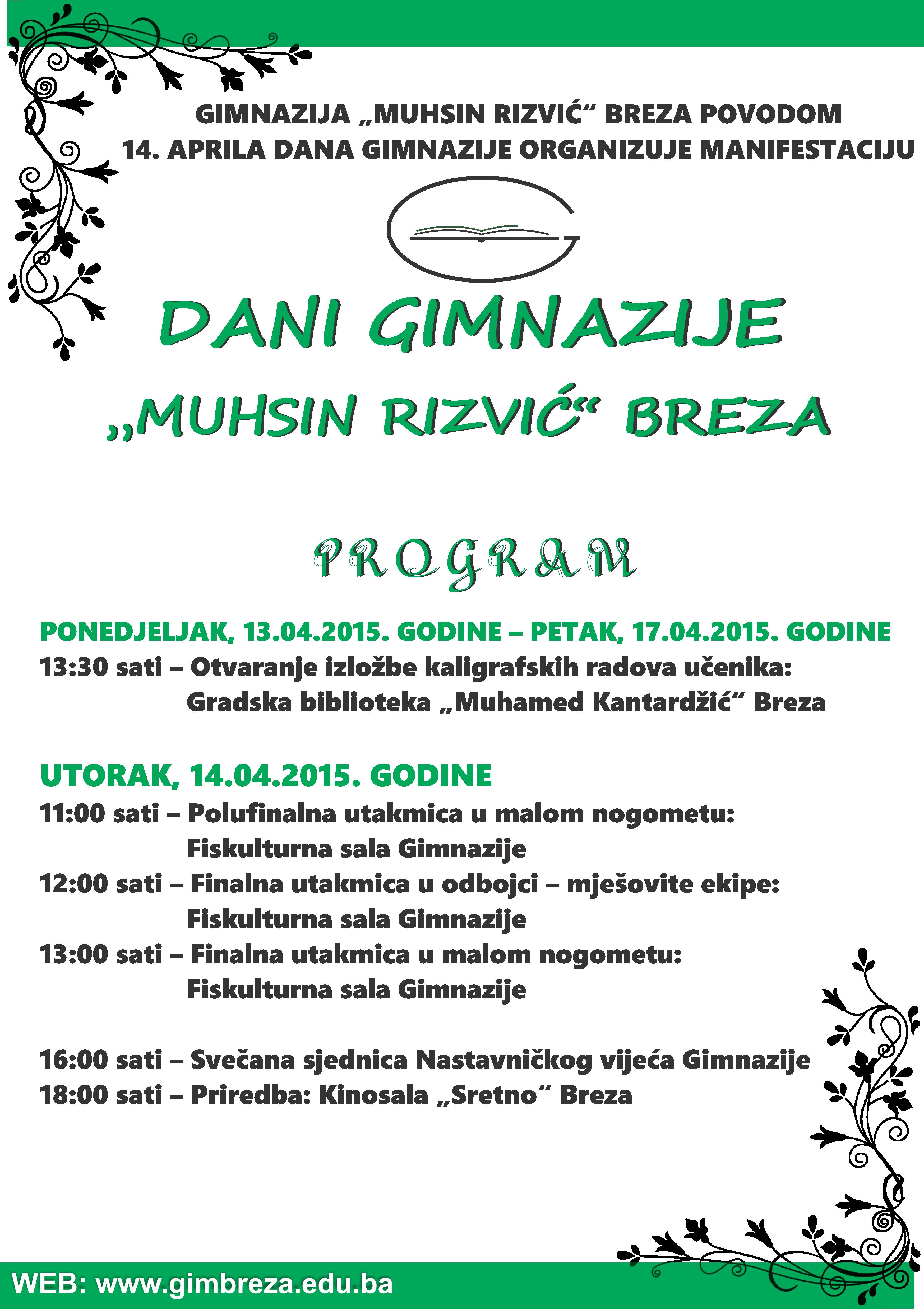 Dani Gimnazije-2